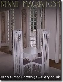 Charles Rennie Mackintosh House For An Art Lover