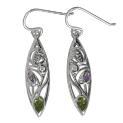 "Mackintosh earrings ""Sauchie"""