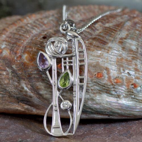 Charles Rennie Mackintosh Jewellery