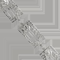 "Mackintosh bracelet ""De Luxe"""