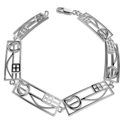 "Mackintosh bracelet ""Cranston"""