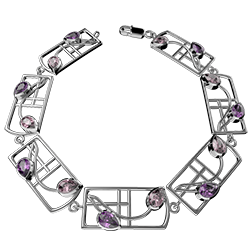 """Mackintosh bracelet """"Petals"""""""
