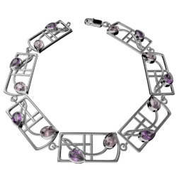 "Mackintosh bracelet ""Petals"""