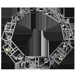 "Mackintosh bracelet ""Dern"""