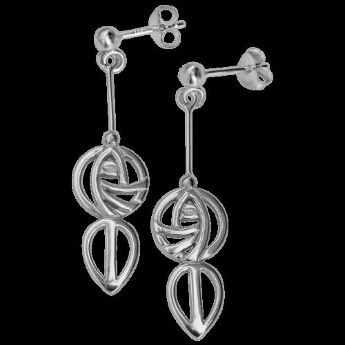 """Mackintosh earrings """"Art School"""""""