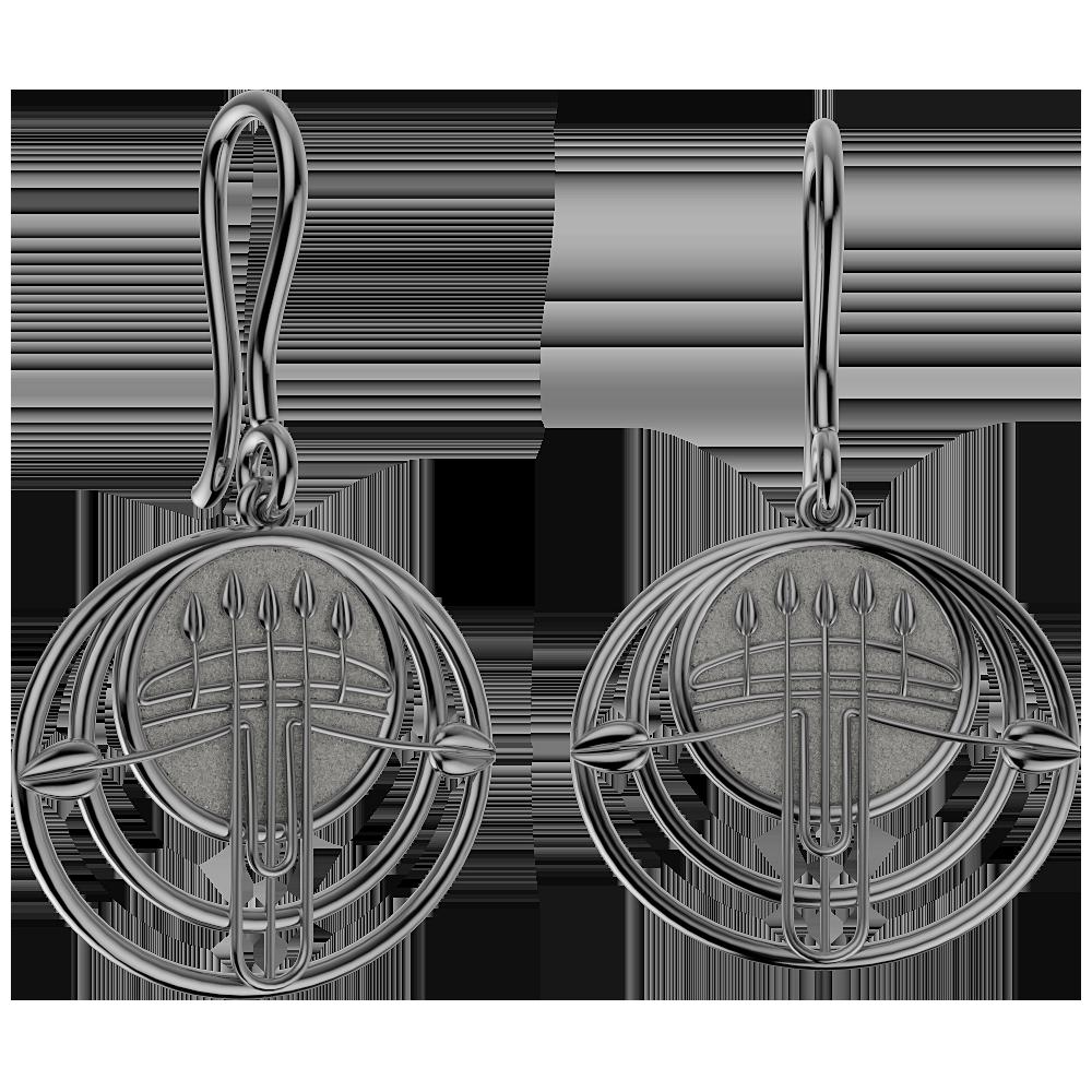 922 pulpit earrings