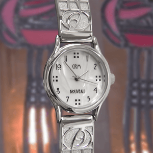 M47PLC4 Charles Rennie Mackintosh Ladies Cocktail Watch Cairn