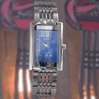 M63C78BLZ Charles Rennie Mackintosh Large Face Ladies Bracelet Watch Cairn