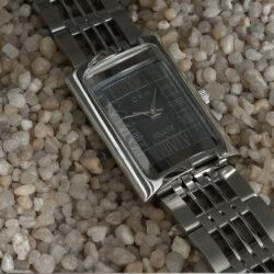 Charles Rennie Mackintosh Large Face Ladies Bracelet Watch Cairn M63C78BLZ