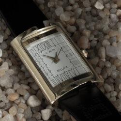 Charles Rennie Mackintosh Gold Plated Ladies Cocktail Watch Cairn M63C78GW