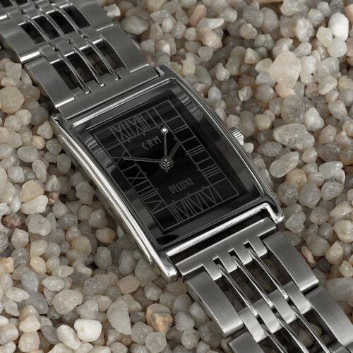 Charles Rennie Mackintosh Art Nouveau Mans Bracelet Watch Cairn M63RBCZ