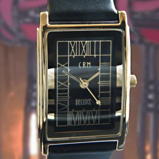 M63RBG Charles Rennie Mackintosh Art Nouveau Man's Watch Cairn