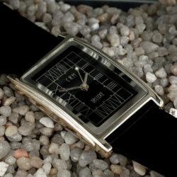 Charles Rennie Mackintosh Art Nouveau Man's Watch Cairn M63RBG