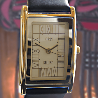 M63RGG Charles Rennie Mackintosh Art Nouveau Man's Watch Cairn