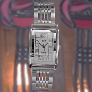 M63RSCZ Charles Rennie Mackintosh Art Nouveau Mans Bracelet Watch Cairn