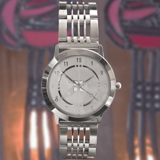 M71SGZ Charles Rennie Mackintosh Art Nouveau Mans Bracelet Watch Cairn