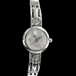 Charles Rennie Mackintosh Ladies Half Bangle Watch | Cairn M92C |